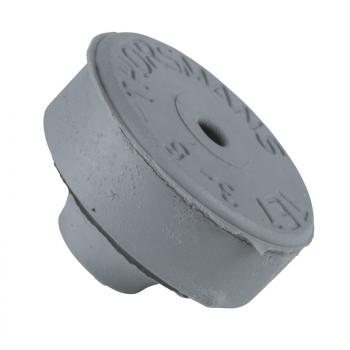 Thorsman TET - kablovska uvodnica - siva - ISO M25 - Ø 10 do 14