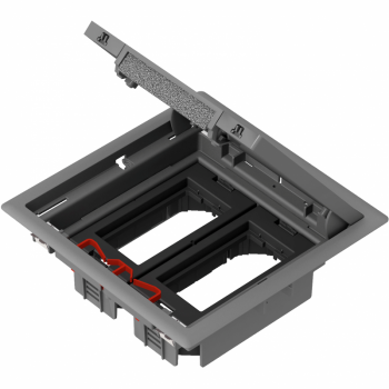 OptiLine 45 - Altira podna kutija - 4 modula