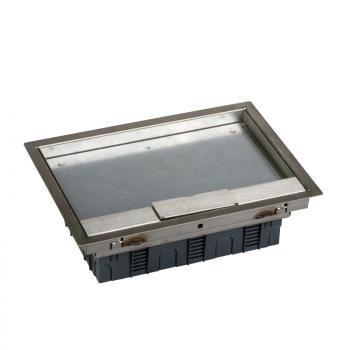 OptiLine 45 - Altira podna metalna kutija - 6 modula