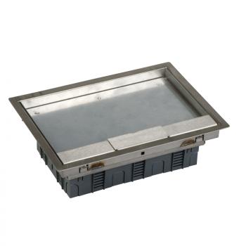 OptiLine 45 - Altira podna metalna kutija - 8 modula