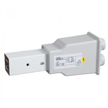 Canalis - napoj. jedinica za KBB - 40A - desna montaža -DALI kompatibilna- bela