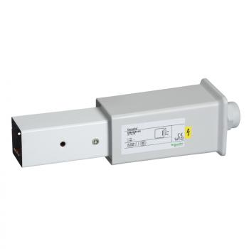 Canalis - napojna jedinica za KBB - 40A - desna montaža - DALI kompatibilna-bela