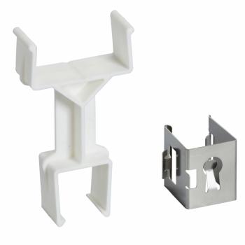 Canalis - držač nosača kablova i kablovska prolaznica za KBB