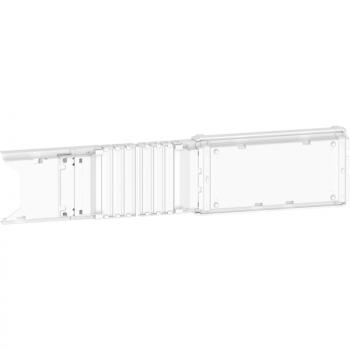 Canalis - fleksibilni upravni lakat-100A-2D-unutrašnji/spoljašnji 80..180° ugao