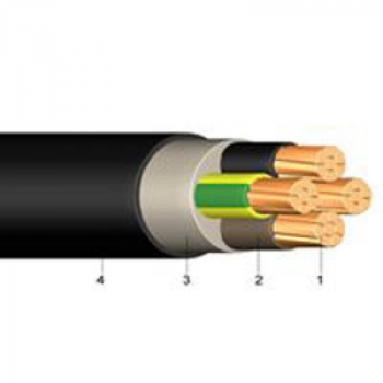 Teškogorivi energetski kabl 3x1,5