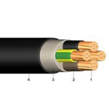 Teškogorivi energetski kabl 5x2,5 HF