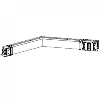 Canalis - lakat - 1000 A - pravljen po narudžbini - desna/leva montaža