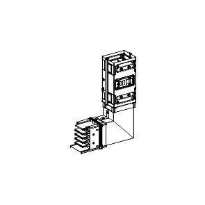 Canalis - lakat - 1000 A - montaža naviše