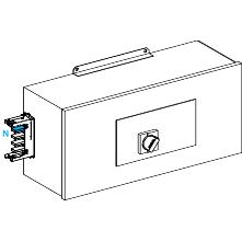 Canalis - napojna jed.zaštićena sa NSX250 N H ili L kriva - 250 A -desna montaža