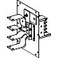 Canalis - napojna jedinica sa proširivačem - 630 A