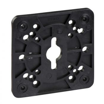 adapter 90 x 90 mm za montažu ručice na vrata ormana - set od 5