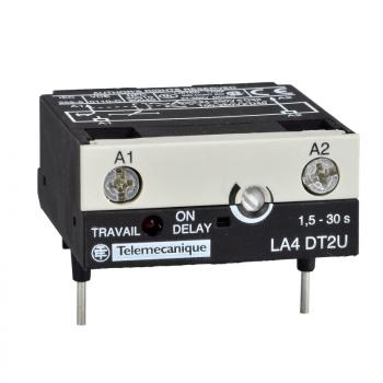 elektronski tajmer - zakasnelo uključenje - 1.5....30 s - 24....250 V DC/AC