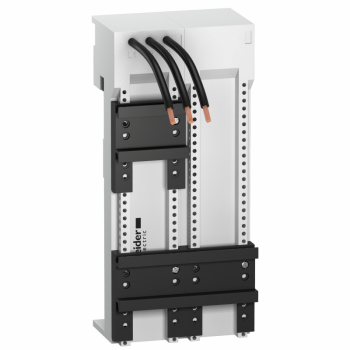 montažna ploča LA9Z 2x3P 25A - 90x200x63mm za GV2LE/P/ME+LC1D/LC1K/LP4K06-12