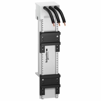 PLATE GV3 63A 54X260 IEC/UL FOR 60 BUSBAR INTERAXIS