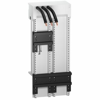 PLATE GV3 63A 117X260 IEC/UL FOR 60 BUSBAR INTERAXIS