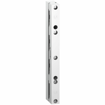 4P IEC standardni nosač sabirnice - veličina 12, 15, 20, 25, 30 x 5/10 mm²