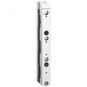 3P IEC nosač sabirnice - veličina 12, 15, 20, 25, 30 x 5/10 mm²