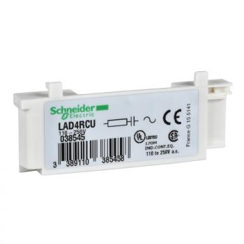RC kolo za kontaktor D09.38 3P 24-48 V AC