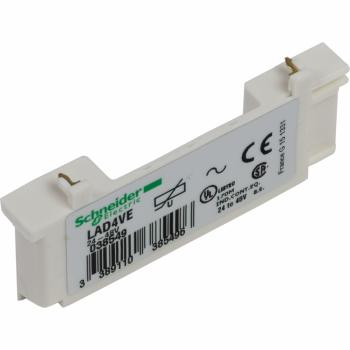 TeSys D - modul za prigušenje - varistor - 24...48 V AC