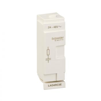 TeSys D - modul za prigušenje - varistor - 110...250 V AC