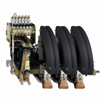 kontaktor na šipci - TeSys LC1-BM - 3P - AC-3 440V 1000 A - kalem 220V AC