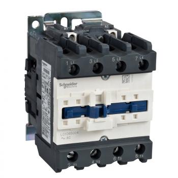 Kontaktor TeSys LC1-D - 4P - AC-1 440V 80 A - kalem 230 V AC