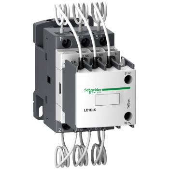 kontaktor TeSys LC1-DF 12.5 kVAr - kalem 220 V AC
