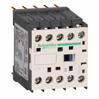 TeSys K kontaktor - 3P(3 NO) - AC-3 - <= 440 V 12 A - 230 V AC kalem