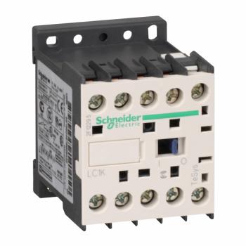 TeSys K kontaktor - 3P(3 NO) - AC-3 - <= 440 V 12 A - 24 V AC kalem