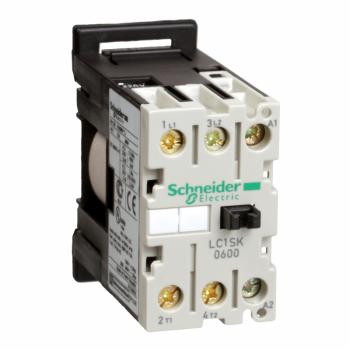 TeSys SK mini kontaktor - 2P (2 NO) - AC-3 - 690 V 6 A - 24 V AC kalem