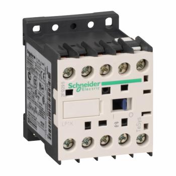 TeSys K kontaktor - 3P(3 NO) - AC-3 - <= 440 V 12 A - 12 V DC kalem