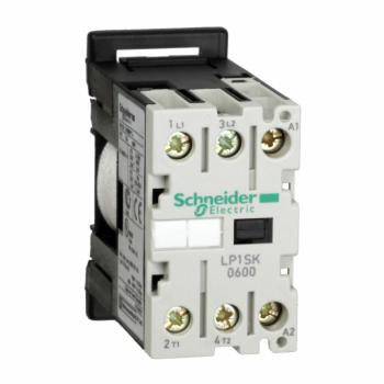 TeSys SK - mini kontaktor - 2P (2 NO) - AC-1 - 690 V 12 A - 12 V DC kalem