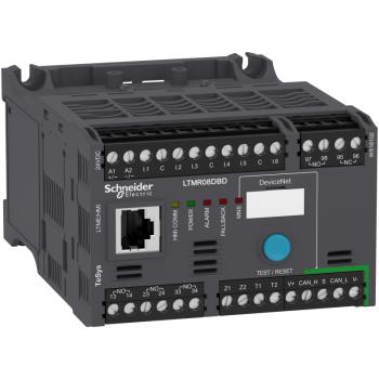 motorni kontroler LTMR TeSys T - 24 V DC 8 A za DeviceNet