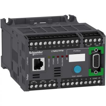 motorni kontroler LTMR TeSys T - 100..240 V AC 27 A za Profibus DP