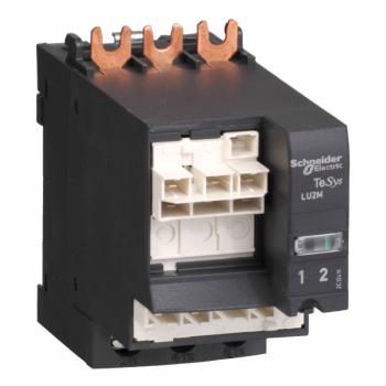 blok za promenu smera LU2M - 32 A - 24 V AC 50...60 Hz - direktna montaža