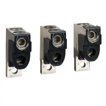 3 priključka - 2 kabla - 50..120 mm² - za INS250 / INV100..250