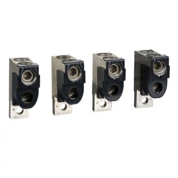 4 priključka - 2 kabla - 50..120 mm² - za INS250 / INV100..250