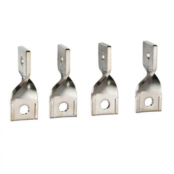 4 krstasta produžetka priključaka - 4P - za NSX100..250