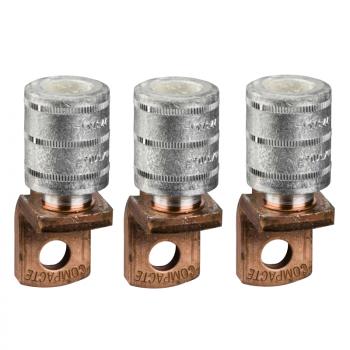 3 stopice - za aluminijumski kabl 185 mm² i međufazne pregrade