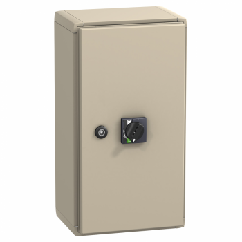 čelični orman - IP55 - standardna zakretna ručica - za NSX250/Vigi NSX100..250