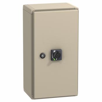 čelični orman - IP55 - crvena/žuta zakretna ručica - za NSX630/Vigi NSX400..630