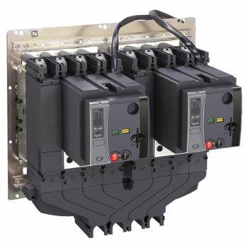 dodatna oprema za sistem promene izvora napajanja - 4P - 320...630 A