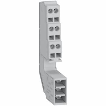 3-žični priključni blok - 1 deo - za Masterpact MTZ1 izvlačivi