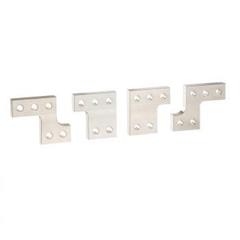 95 mm set proširivača priključaka - ravni - za Masterpact MTZ1 - 4P