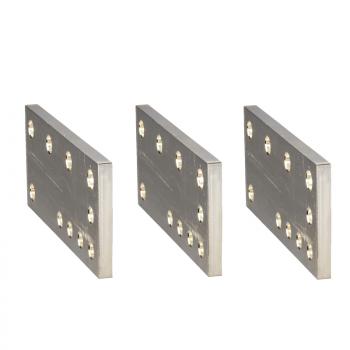 Adapteri za kablovske stopice - set od 3 - za Masterpact MTZ1 - 3P -rezervni deo