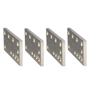 Adapteri za kablovske stopice - set od 4 - za Masterpact MTZ1 - 4P -rezervni deo