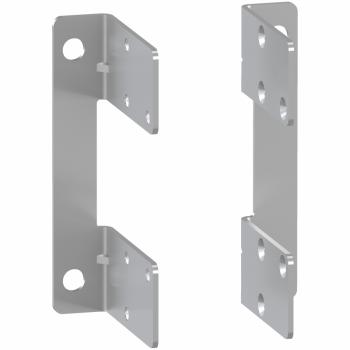 2 držača za ugradnju na ploču - za MTZ2/MTZ3 - fiksni
