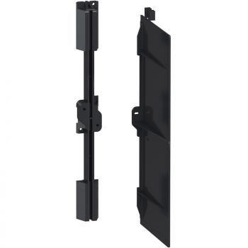 3 međufazne pregrade-za MTZ2/MTZ3 zadnje priključke - 3P/4P fiksni -rezervni deo