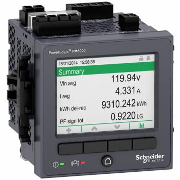 PowerLogic PM8000 - PM8240 multimetar za montažu na panel