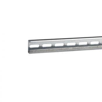 asimetrična montažna šina perforirana 32x15 D2000mm, 20 kom.